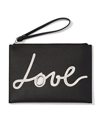 "The Daily Find: Sparkling ""Love"" Pochette"