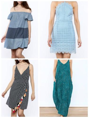4 Must-Have Dresses For The Spring!