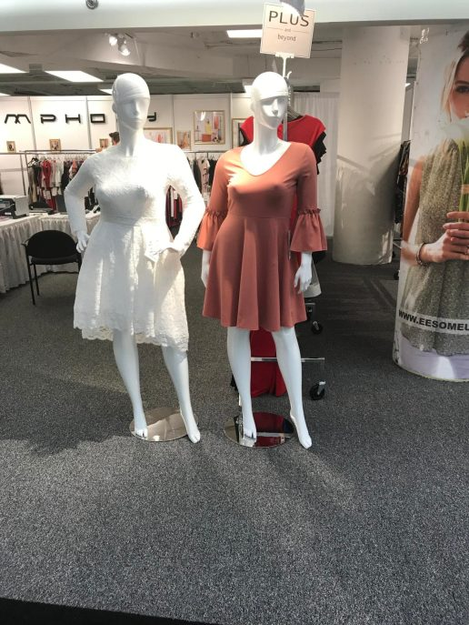 Plus size fashion is hot!