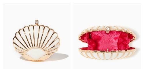 The Daily Find: Shining Seashell Minaudiere