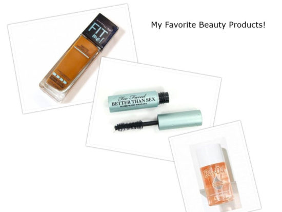 Beauty Products Of The Week