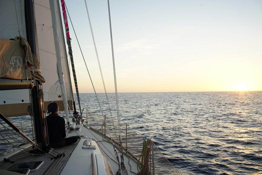Segelboot trampen - so kommt Ihr über den Atlantik