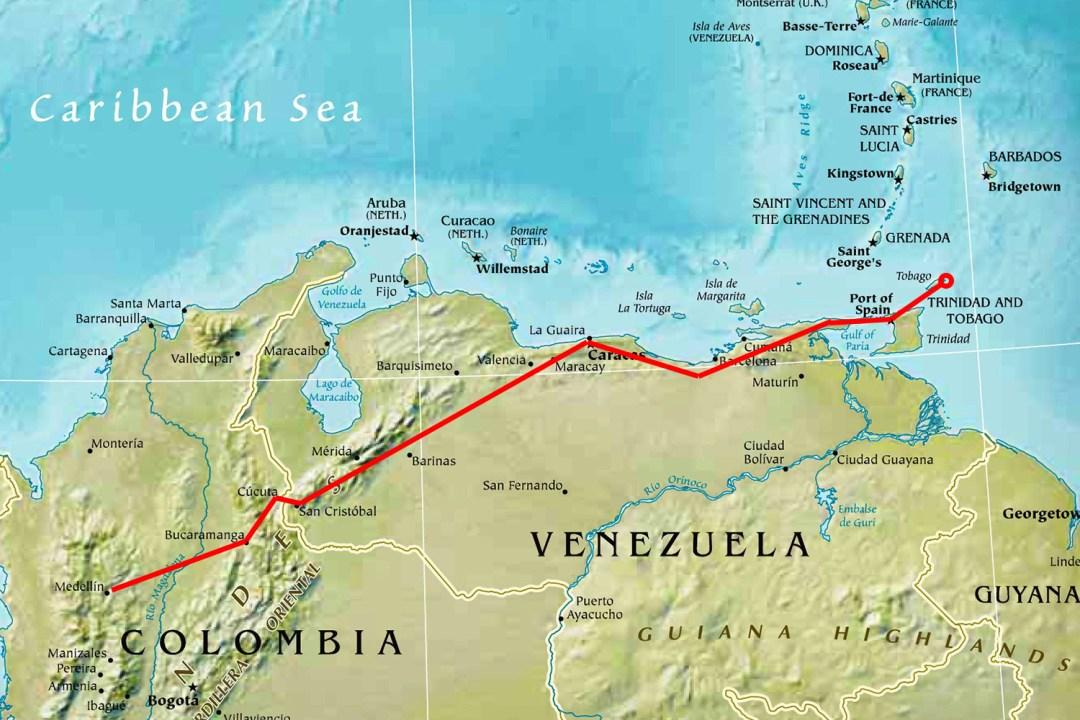 Trampen | living Utopia | outthere |Venezuela |Lisa Hermes | Julia Hermes |Kontakt | ohne Flugzeug um die Welt