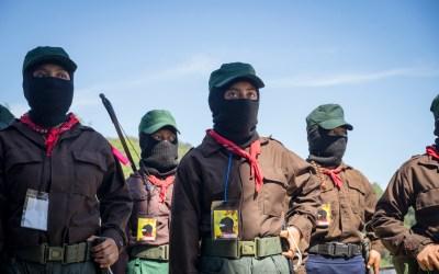 EZLN – Ejército Zapatista de Liberación Nacional (Zapatistas)