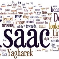 Bas-Lag wordclouds
