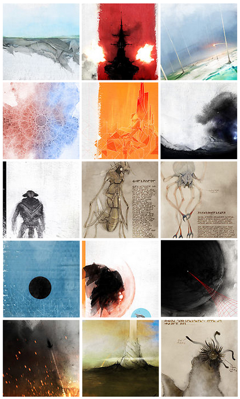 Iain Banks Culture : banks, culture, Banks', Culture, Fanart, Frost, Prints,, Cards, Posters, Charity!, There, Books