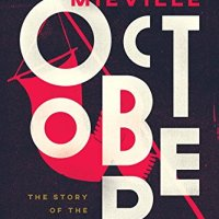 China Miéville has a non-fiction book about the Russian revolution coming out in 2017