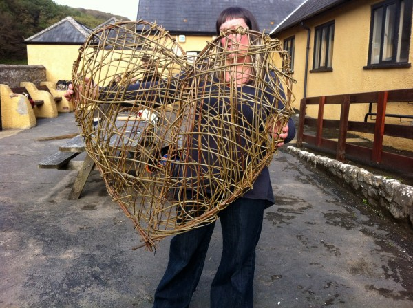 Willow Sculpture Outtolearnwillow'