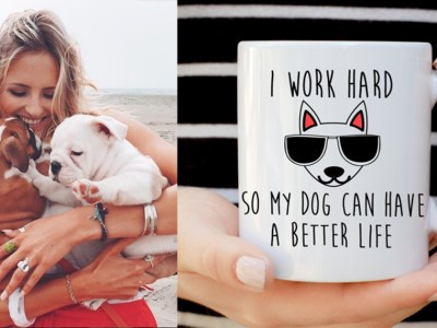 dog mom gift for mothers day