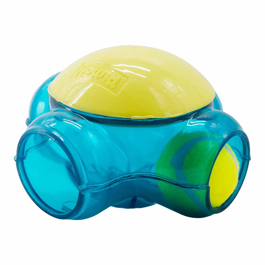 tennis maze craze puzzle toy for dogs