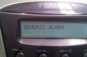 generic alarm delonghi