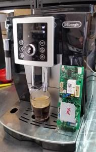 Delong Coffee Machine Error