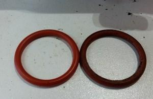 saeco brew unit o-rings