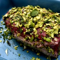 Herb Crusted Eye of Round Roast