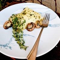 Mushroom & Greens Lasagna
