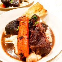 Port Wine Braised Beef