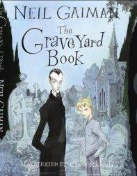 Neil Gaiman: the Graveyard Book, 2008