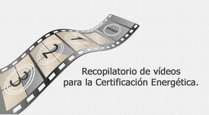video certificacion energetica