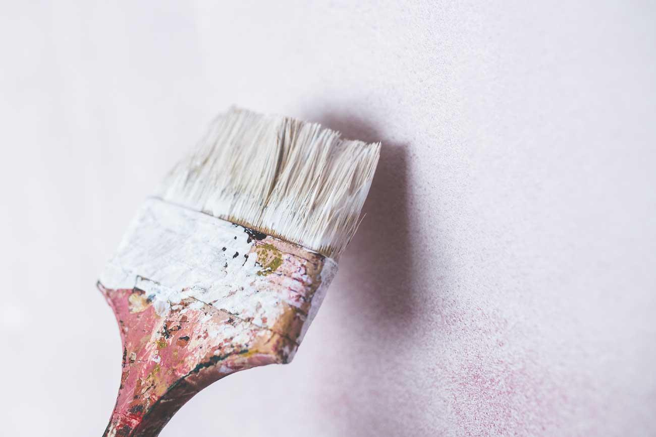 11 Trucos para pintar paredes que has olvidado  OVACEN