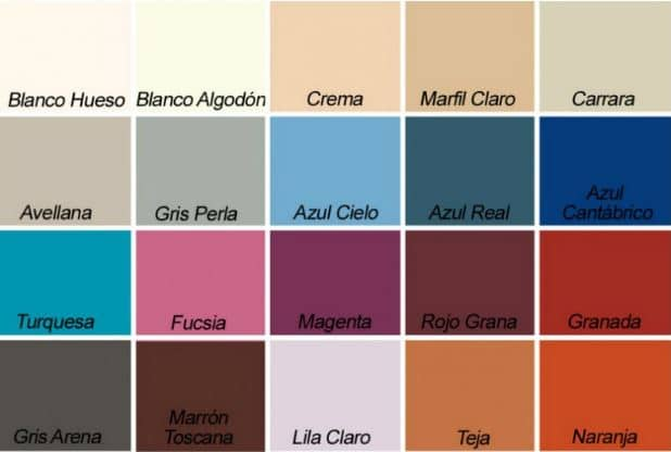 Colores De Pinturas De Pared Cool Atrvete A Pintar Tus