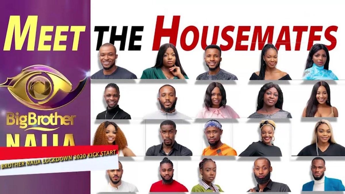 Ovacom Media. Big Brother Naija Housemates