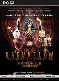 Karmaflow The Rock Opera Videogame Act I-CODEX