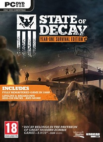 State of Decay Year One-CODEX