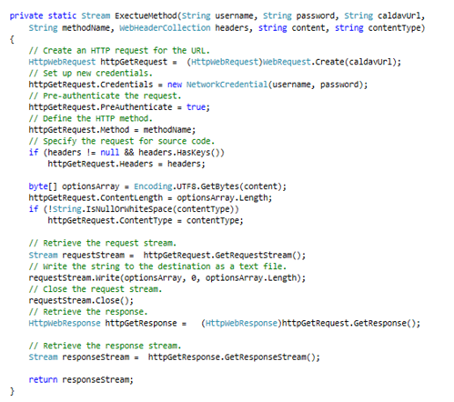 Sync Calendar Events using CALDAV in C# (3/3)
