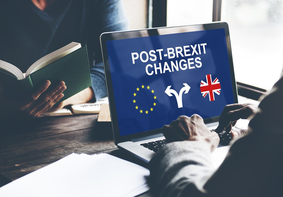 Post Brexit Changes