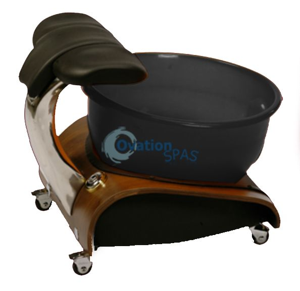 Mini Lavender Spa  Portable Pedicure Chairs  Pedicure