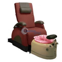 Pedicure Chairs Parts Lazy Boy Recliner Uk Ovation Back Zero® Deluxe Chair