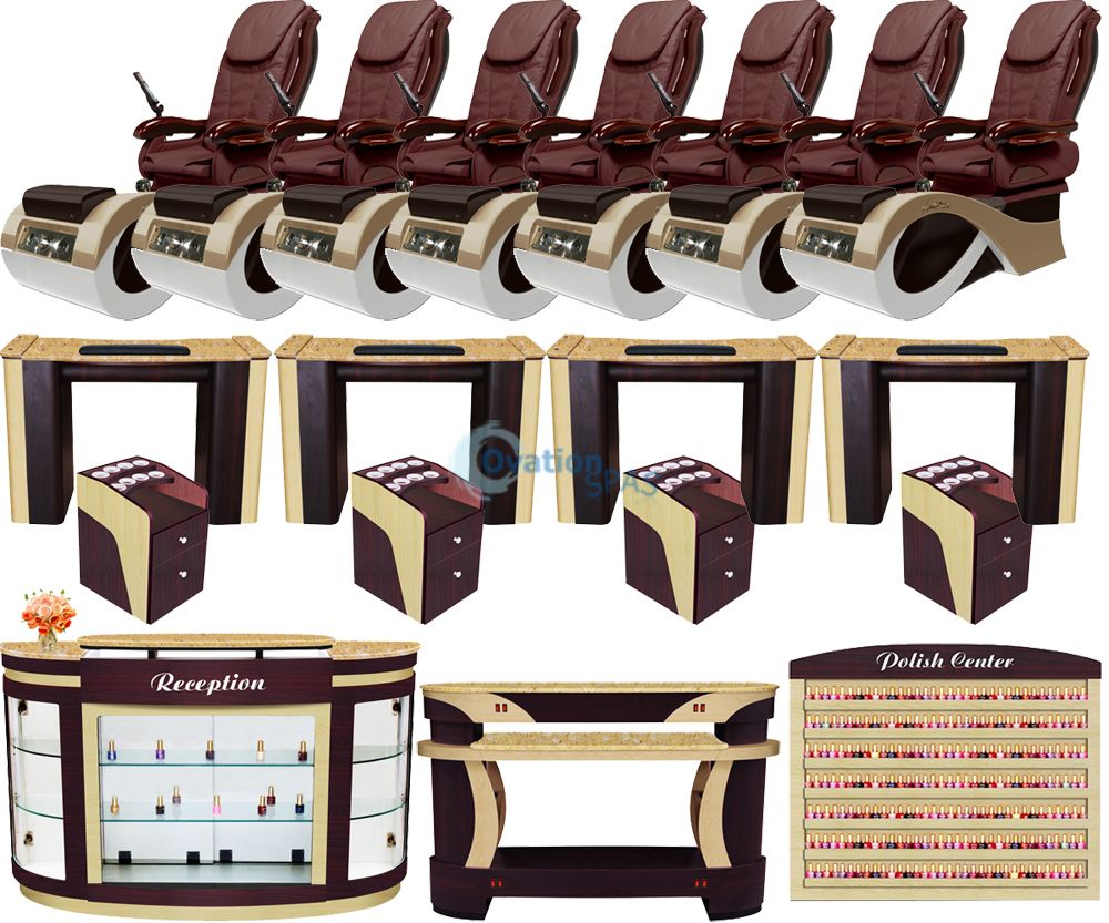 spa pedicure chair round dining table and chairs for 6 special package deal sale
