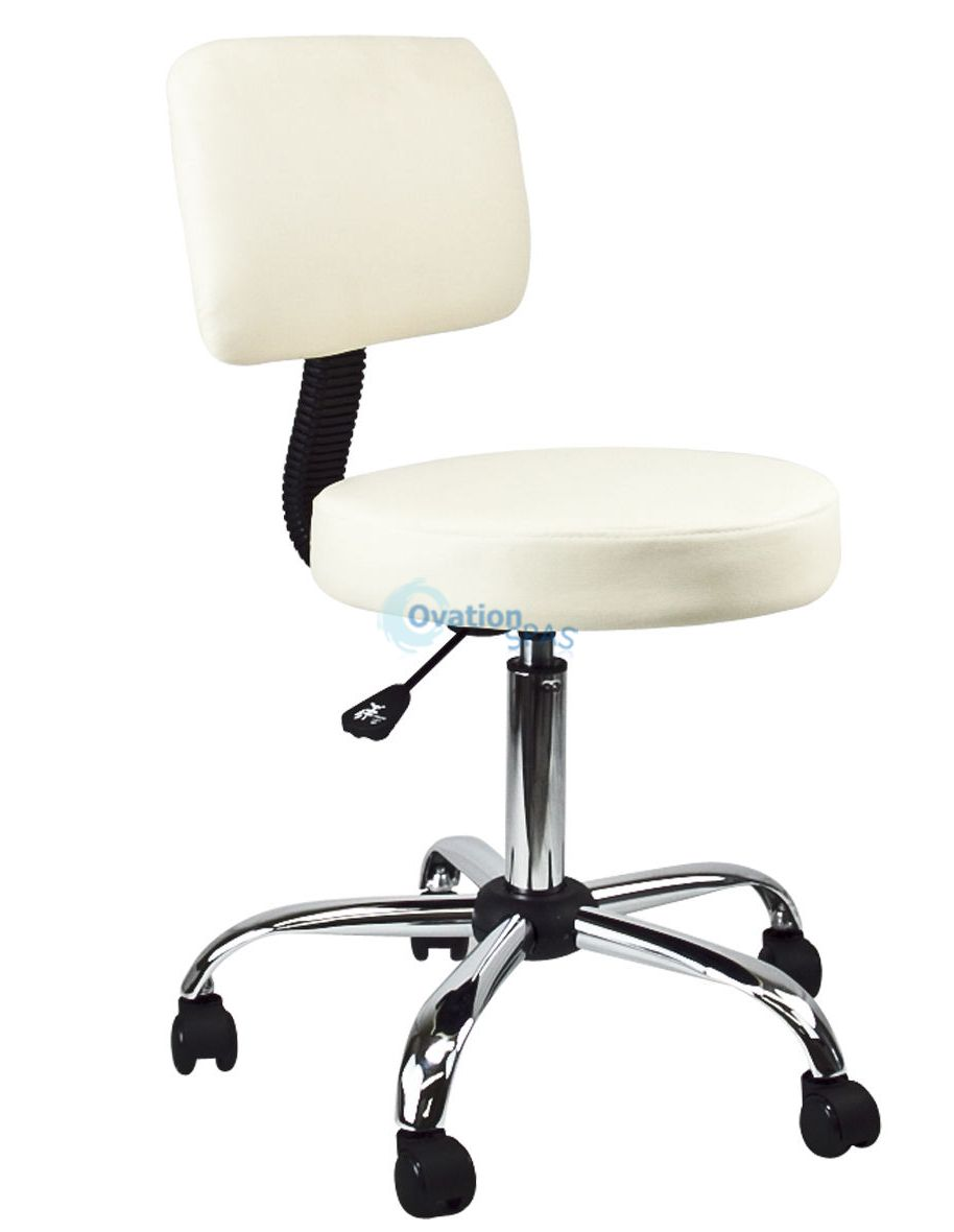 Employee Chair Nail Stool