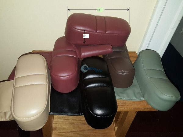 European Touch Pedicure Massage Headrest