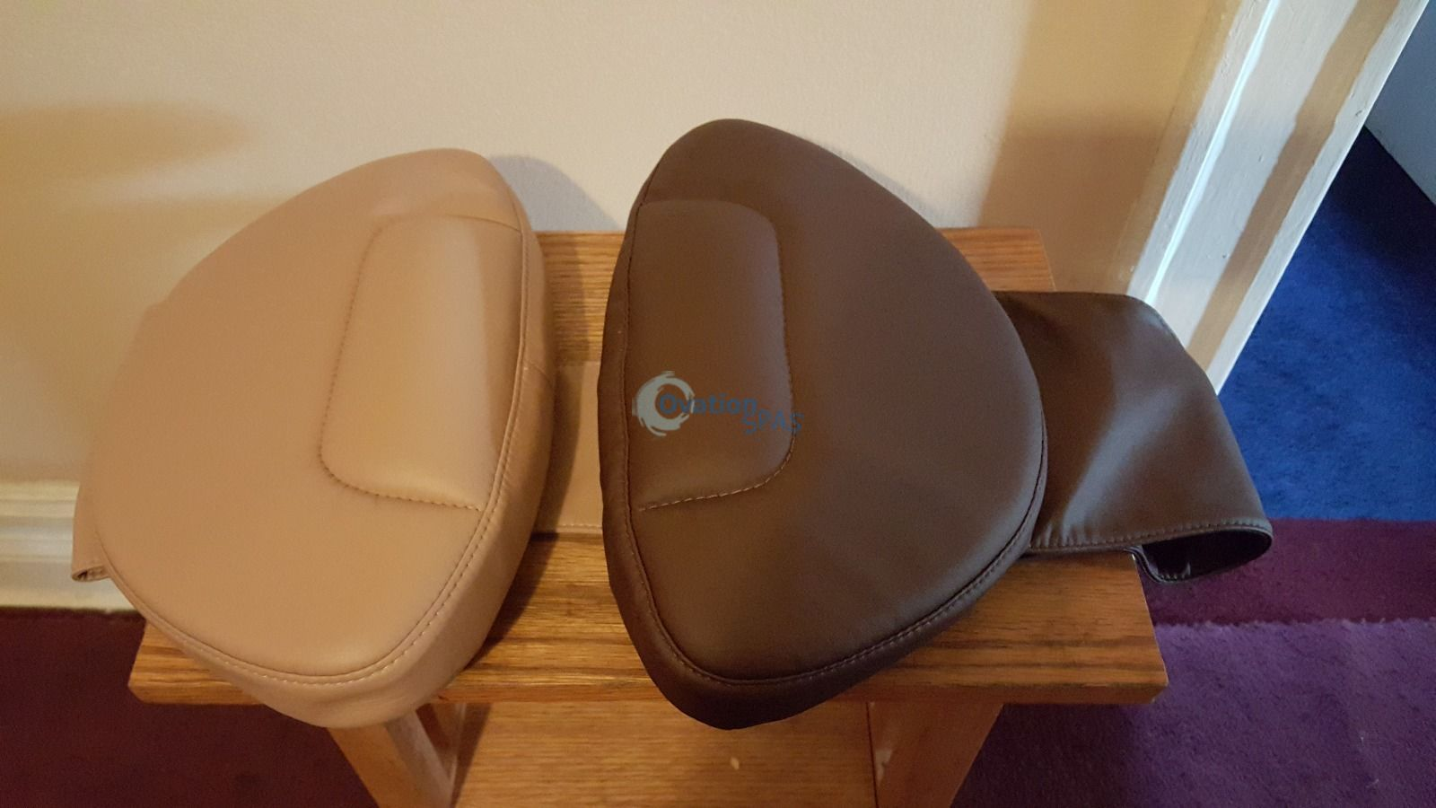 Headrest for European Touch Pedicure Chairs