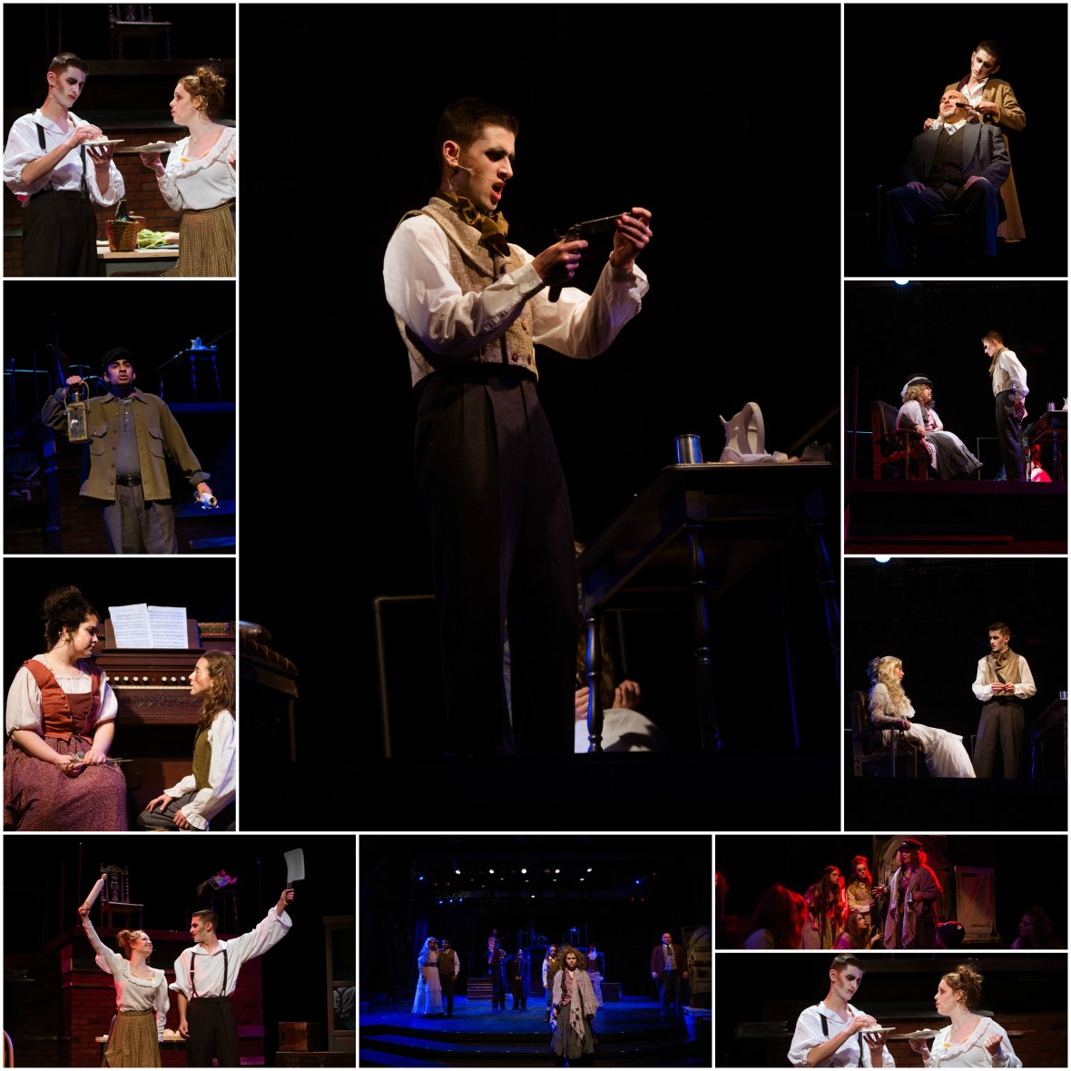 Sweeney Collage