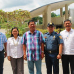 OVCCA gives tires, car battery to Los Banos police
