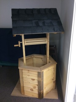 Handcrafted Well House