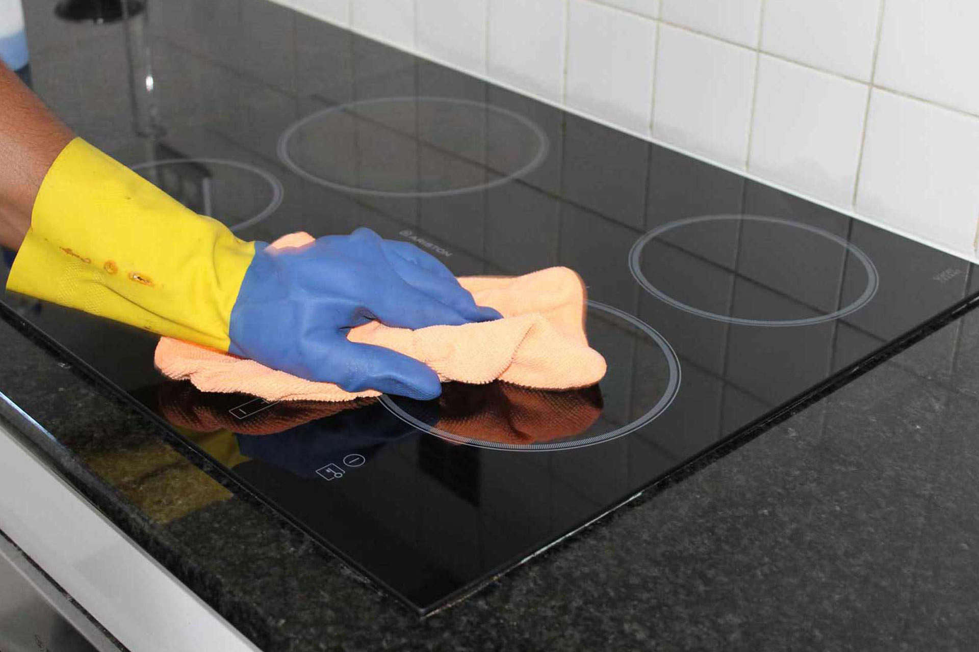 Cooktop Cleaning