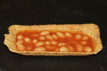 Layer 1 - Baked Beans
