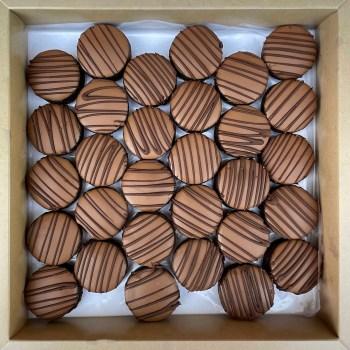 Belgian Chocolate Sable Box