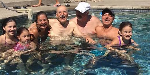 familiy, swimming, pools, summer