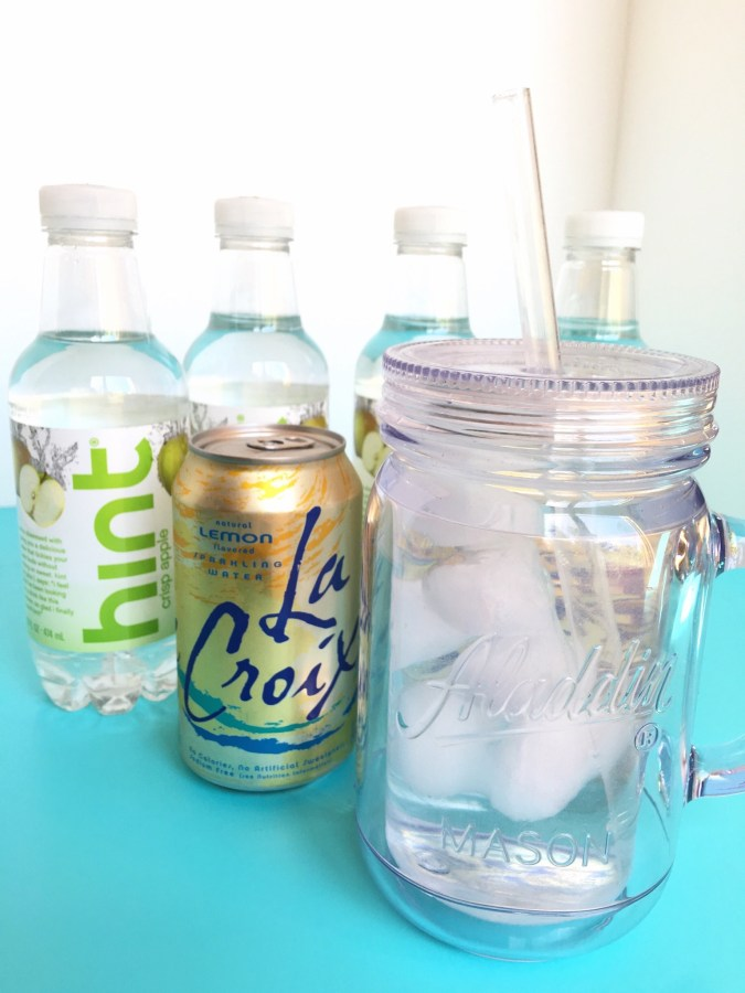 so many great bottled waters these days! which is your favorite kind?