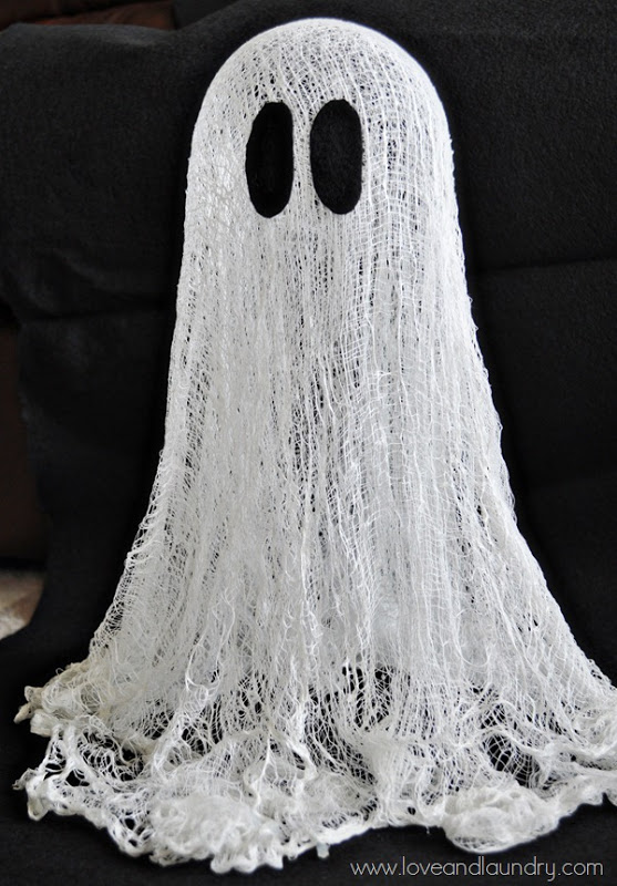 ghost, crafts, Halloween