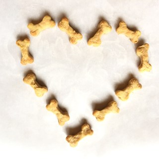 Love My Pups PB Dog Treats