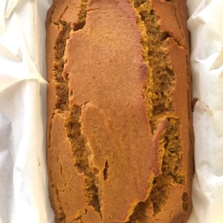 The Best Gluten-free Pumpkin Loaf