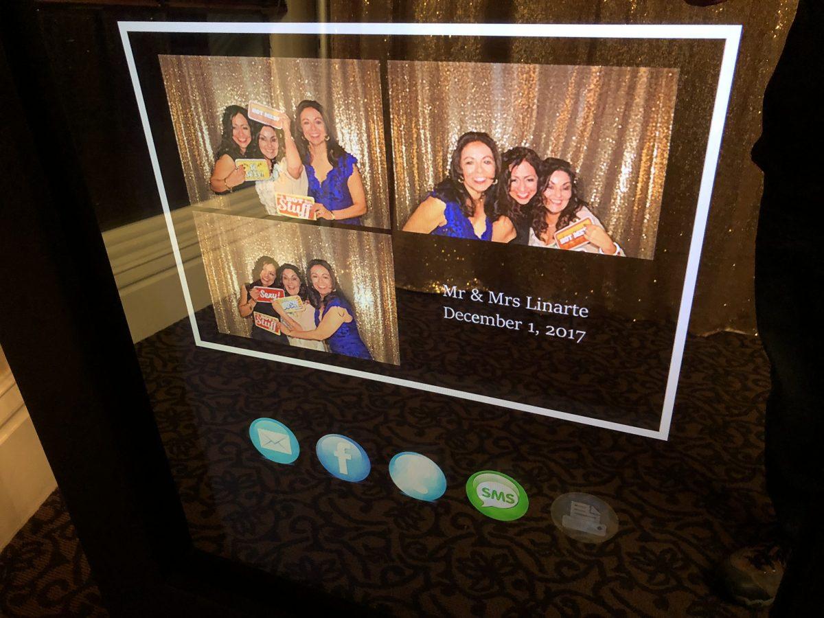Selfie Mirror Me Photo Booth Rental  Over 21 Party Rentals