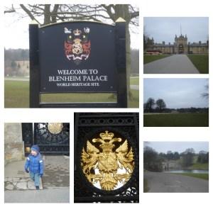 A Trip to the Palace ...... Blenheim Palace
