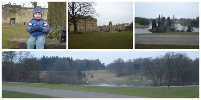 A Trip to the Palace ...... Blenheim Palace