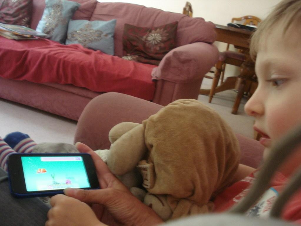 Trunki, Paddlepak app, children